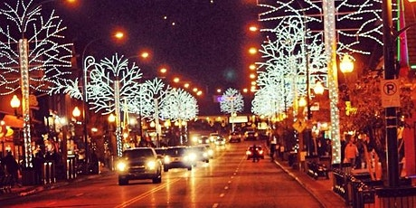 January 25 Gatlinburg Winter Magic Trolley Ride of Lights tickets