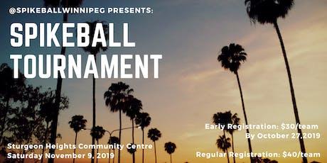 Spikeball Tournament tickets