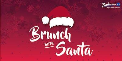 Brunch with Santa at Radisson Blu Aqua Hotel