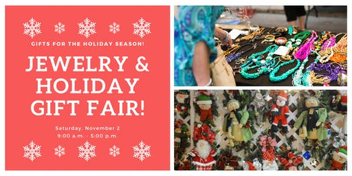 Jewelry & Holiday Gift Fair