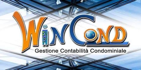 Barletta: la ripartizione mensile con gestionale WinCond. Corso gratuito biglietti