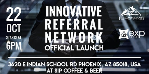 Innovative Referral Network, Official Launch