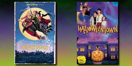 Hocus Pocus & Halloweentown ***Sensory Friendly*** - Free!