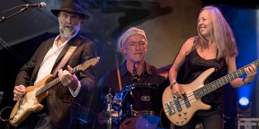 Monthly Summer Blues Music Showcase & Dinner presents Wicked Grin