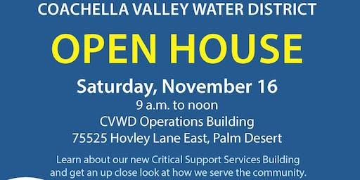 CVWD Public Open House