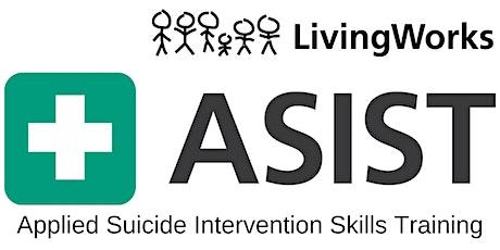 ASIST Training tickets