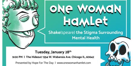 One Woman Hamlet tickets