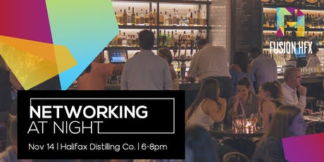 Networking At Night tickets