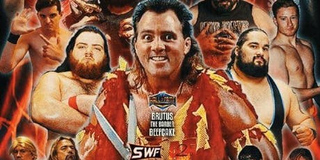 SWF Colts Neck NJ Brutus The Barber Beefcake tickets