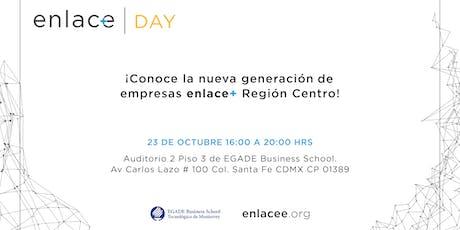 Enlace+ Day Región Centro boletos