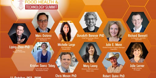Food Health and Technology Summit- New Jersey
