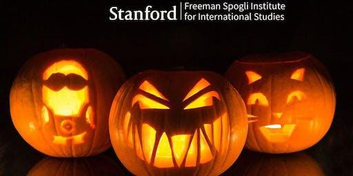 FSI Pumpkin Carving Contest