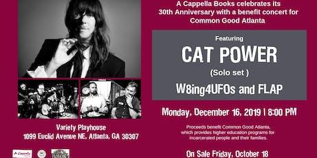 A Cappella Books 30th Anniversary Benefit tickets