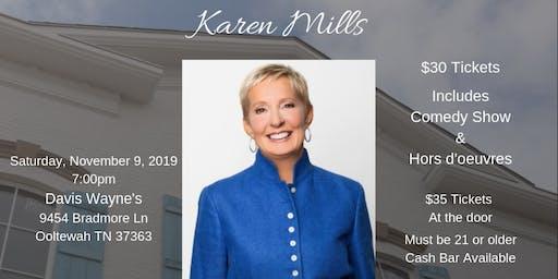 An Intimate Evening with Karen Mills