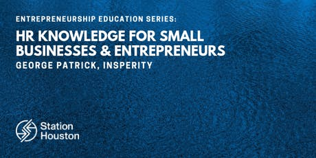 HR Knowledge for Small Businesses & Entrepreneurs | Insperity tickets