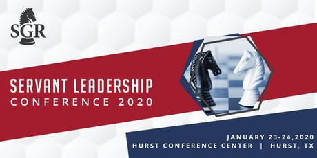 SGR Servant Leadership Conference 2020 tickets