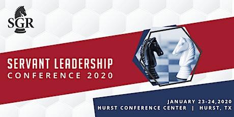 SGR Servant Leadership Conference 2020 tickets
