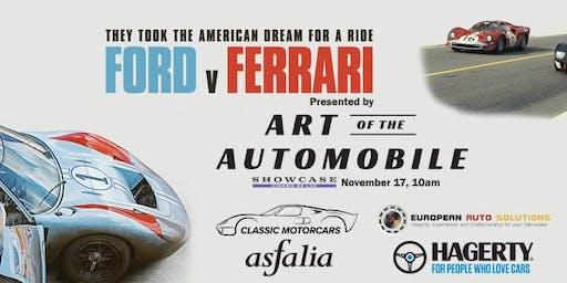 Ford vs Ferrari - Art of the Automobile viewing