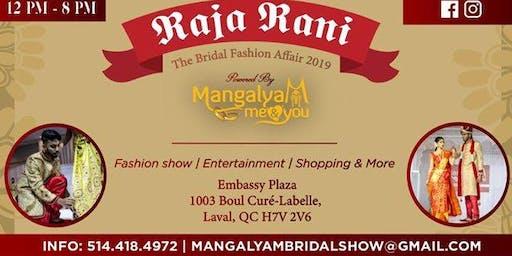 Mangalyam #Raja Rani 2019