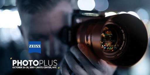 ZEISS MasterClass Series at PhotoPlus Expo -  Booth #628