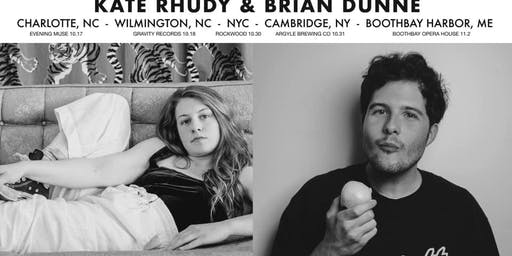 An Evening With Kate Rhudy & Brian Dunne At Gravity Records