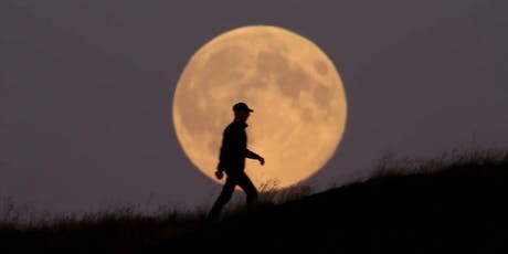 Nighttime Full Moon Walk tickets