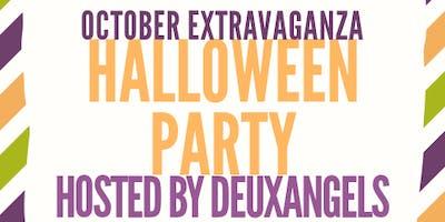 Halloween Club Party