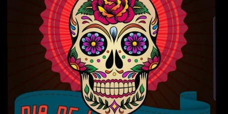 Dia de los Muertos Block Party @ Espiritu on Capdeville St. tickets