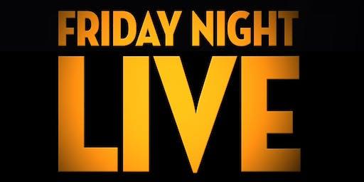 Friday Night Live with DJ Aaron Stanton