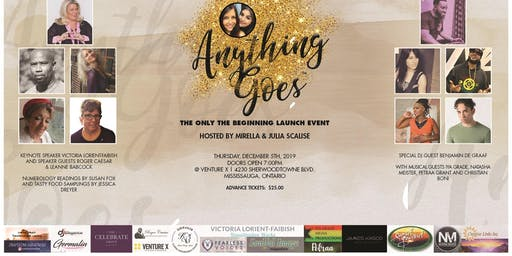 The Anything Goes Show Presents Only The Beginning