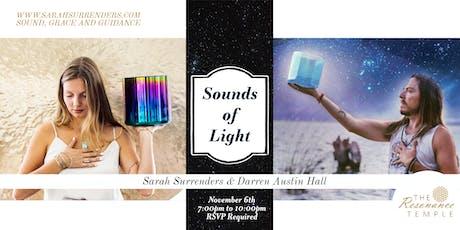 Sounds of Light tickets
