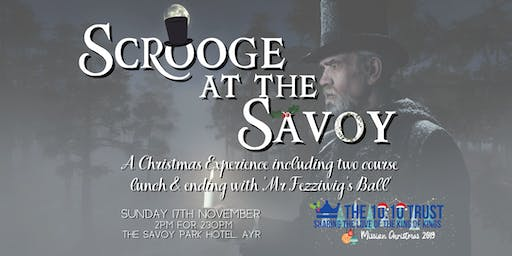 Scrooge at the Savoy