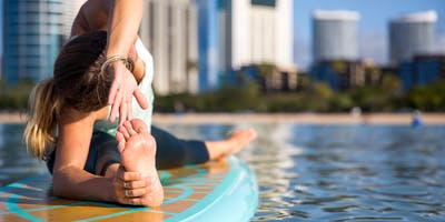 **** Life Sup Yoga Session