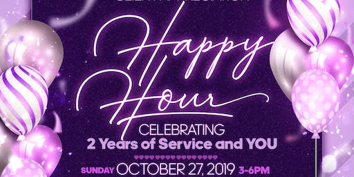 Treasured Spa Lounge Presents: Client Appreciation Happy Hour