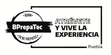 BPrepaTec Puebla entradas