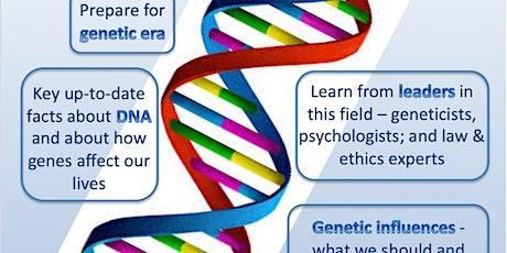Genetics and Society tickets