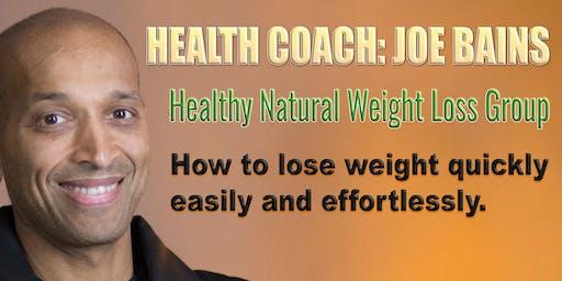 Healthy Natural Weight Loss meetup
