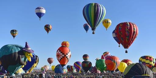 CVASA Adult Group  Meet-up @ Hot Air Balloon & Food Truck Festival
