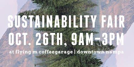 Sustainability Fair tickets