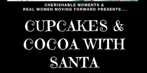 Cupcakes & Cocoa w/ Santa