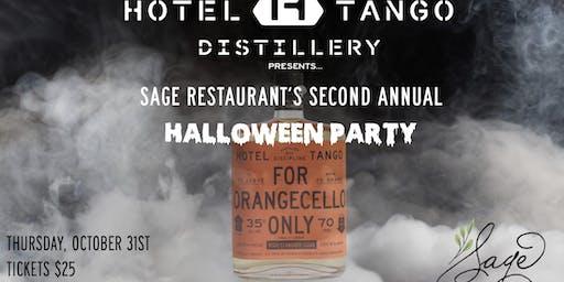 Hotel Tango Halloween Party