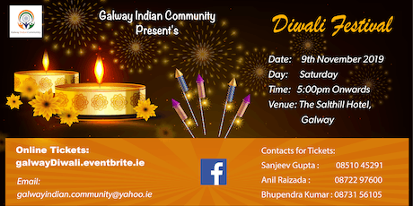 Diwali - Indian Festival of Lights tickets