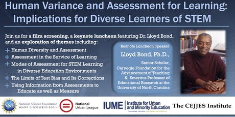 Human Variance & Assessment for Learning tickets