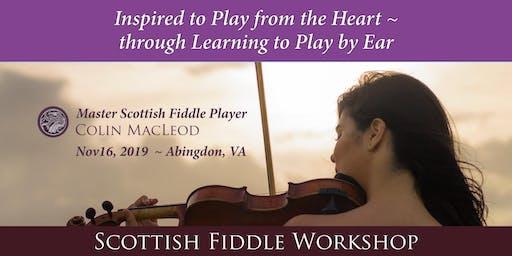 Scottish Fiddle Workshop
