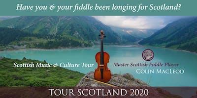 2020 Scotland Music & Culture Tour