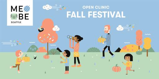 Open Clinic Fall Festival - Seattle