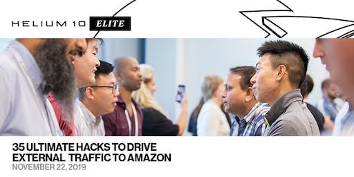 Elite Workshop - 35 Ultimate Hacks To Drive External Traffic To Amazon