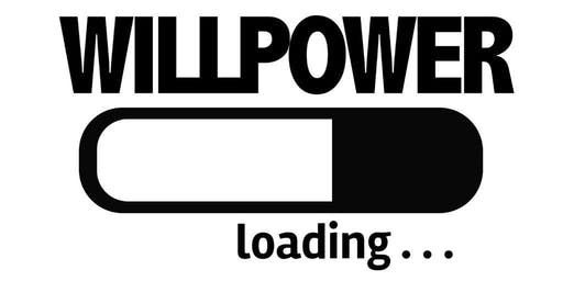 How to develop willpower