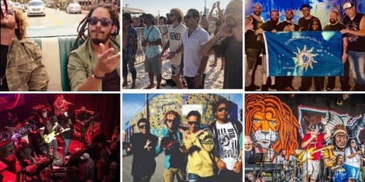 Rising High! Reggae on the Rock, Bahamas Relief Fund