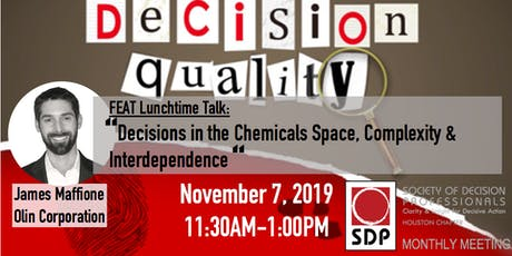 Achieving Decision Quality within Olin , a Major Chemicals Producer tickets